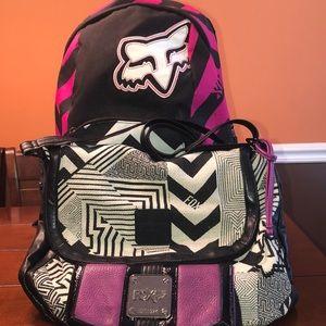 FOX backpack plus
